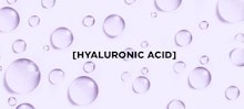 HYDRALURONIC ACID BANNER